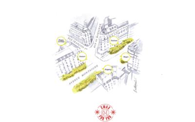 Christmas Montaigne : la magie au coeur de ParisNov-Déc 2021